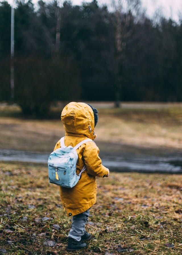 Børn kan selv og bliver mere selvstændig af at du giver slip